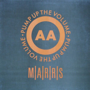 Marrs - Pump Up The Volume (LP)