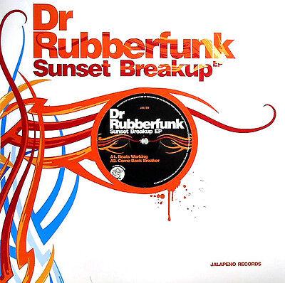 """Dr. Rubberfunk  - Sunset Breakup 12"""""""