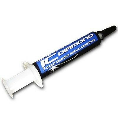 Innovation Cooling IC Diamond 7 Carat 1.5 Grams Thermal Compound Paste Grease