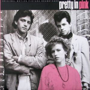 Pretty In Pink - OST, Vinyl, Record,LP, Comp1986