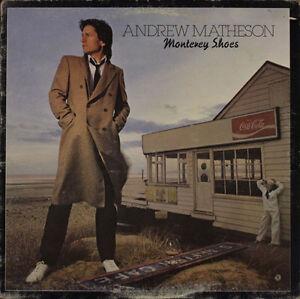 Andrew Matheson - Monterey Shoes Vinyl Record LP