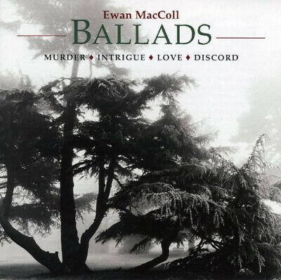 Ewan MacColl - Ballads (CD)