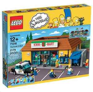 BRAND NEW LEGO The Simpsons Kwik-E-Mart