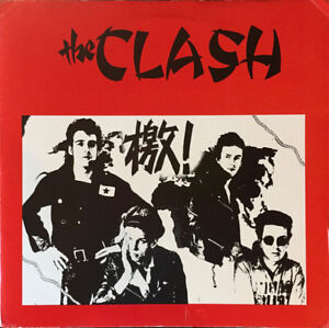 The Clash ‎– Red China Album
