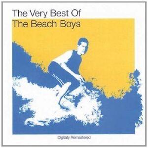 Beach Boys Very Best Of CD NEW SEALED Good Vibrations/Help Me Rhonda/Surfin' USA