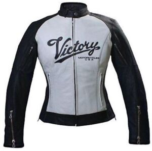 Women's Victory motorcycle jacket {new condition}
