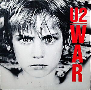 ★ U2 - WAR  ★ Vinyle record 33tour Lp ( voir liste )