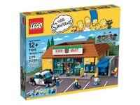 Lego 71016 Kwik-E-Mart Brand New