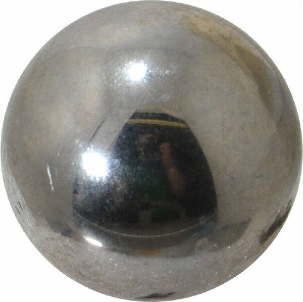 Value Collection 1-1/4 Inch Diameter, Grade 100, 440-C Stainless Steel Ball 5...