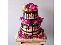 Vegan Cake Shop - Weddings, Birthdays, Parties, Events and more!!