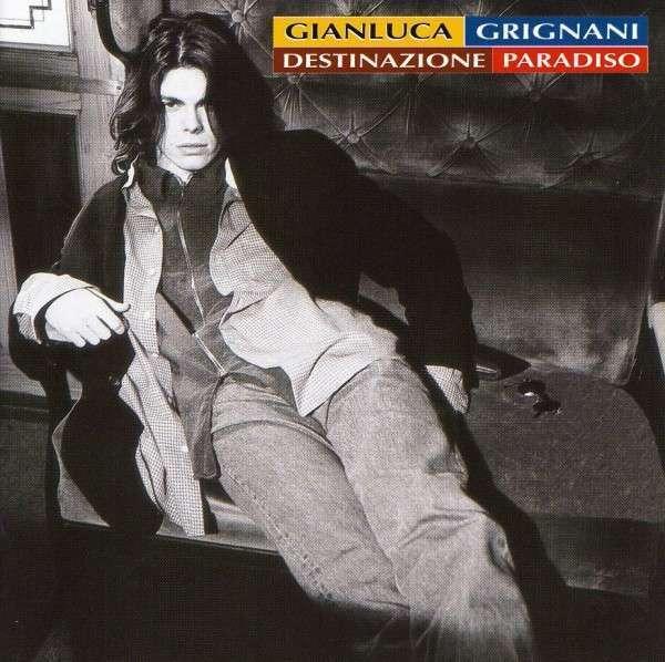 Destinazione Paradiso - Gianluca Grignani CD MERCURY