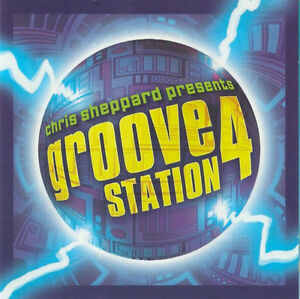 CD - Various Artists ‎– Chris Sheppard Presents Groove Station 4