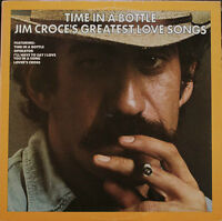 Jim Croce - Jim Croce's Greatest Love Songs Vinyl Record LP