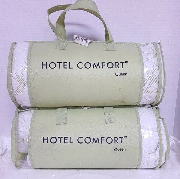 Hotel ComfortBamboo Pillows   100% Authentic New With Tags