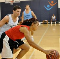 Play For-Fun, Co-ed Adult Basketball in Woodstock!