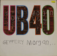 UB40 - Gefferey Morgan Vinyl Record LP