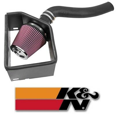 K&N 63 Series Air Intake System for 2014-2016 Dodge Ram 1500 3.0L Diesel Turbo