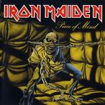 cd - Iron Maiden - Piece Of Mind