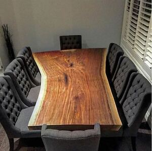 Dining Tables, Live Edge or Barn Wood Locally Reclaimed & Built