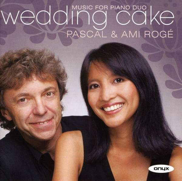 [NEW] CD: WEDDING CAKE: PASCAL & AMI ROGE