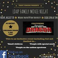 Learning Disabilities Association Movie Night