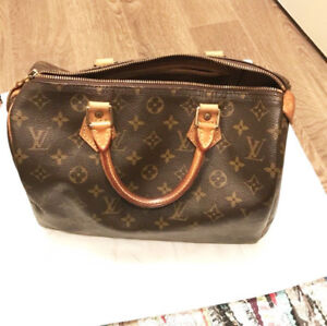 Authentic Louis Vuitton Speedy 30 - Vintage