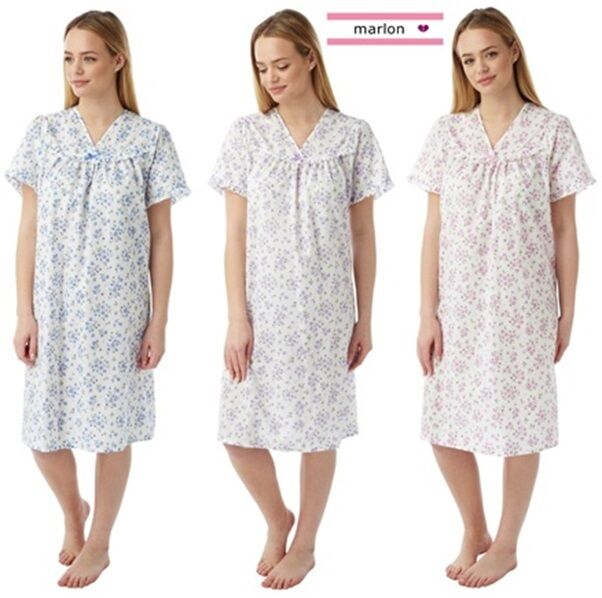 essential polycotton nightdress size 16-18 you choose colour