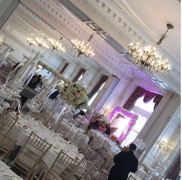 Chrivari Chairs Banqueting Tables and for hire, Covering