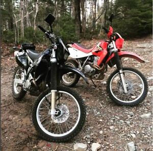 2003 Honda XR650L Street And Trail