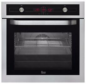 NEW - Teka HL 870 HydroClean Single Oven - BARGAIN PRICE @ £300 - Retails @ £700