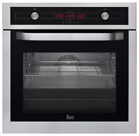NEW - Teka HL 870 HydroClean Single Oven - BARGAIN PRICE @ £300 - Retails @ £700