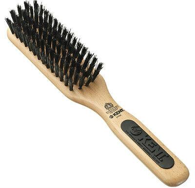 Hair Brush Natural Shine Bristle Brush Narrow Unisex Professional Hairbrush New