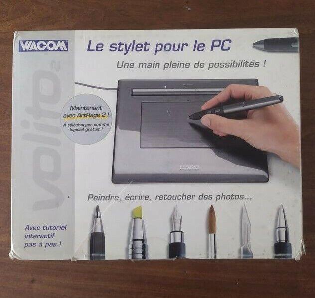 Tablette graphique wacom volito 2 (d'occasion) en boîte d'origine