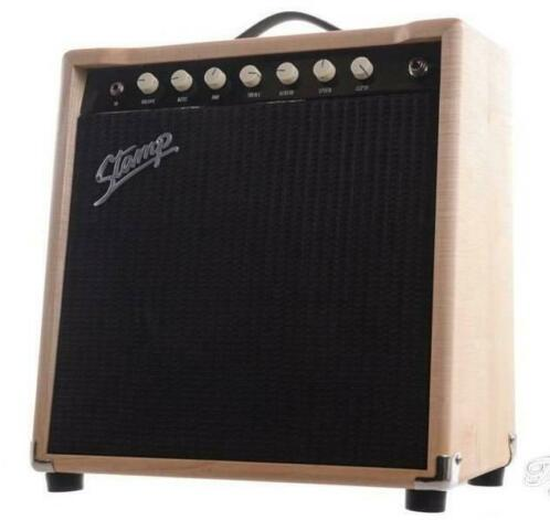 Stamp Solid Maple 20 Deluxe Reverb (Versterkers)