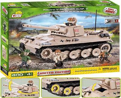 COBI 2466 LE - Panzerkampfwagen V Panther Ausf. G - Limited Edition
