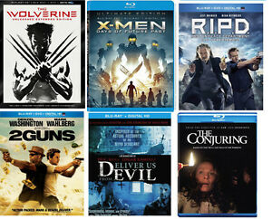 BLU-RAY  Film Movies bluray BEAUCOUP