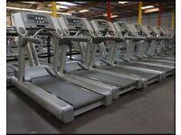 Life Fitness 95ti Treadmills