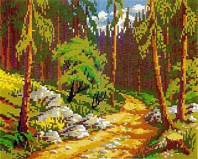 Mini Stecksystem Der Waldweg ca. 8.100 Teile Nr. 41278