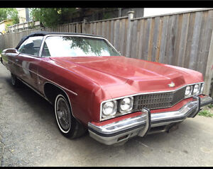 WANTED 1971-1976 CHEVROLET CAPRICE AND IMPALA CASH PAID!!!!