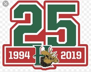 Moosehead tickets Tuesday April 23rd