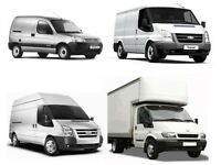 24/7 MAN AND VAN HOUSE OFFICE STUDENTS REMOVALS TRANSIT AND LUTON VAN HIRE