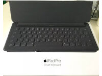 Apple iPad Pro 12.9 inch keyboard case: mint condition *boxed as new*