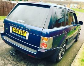 Rang rover automatic 85k Milage full service history SWAP/Px fully loaded diesel drive like new