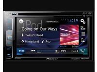 Brand new pioneer head unit car stereo avh 3800 dab iPhone android compatible