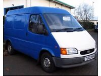 """Falcon removals - Man with a van- large and light removals (£20 p/h)"