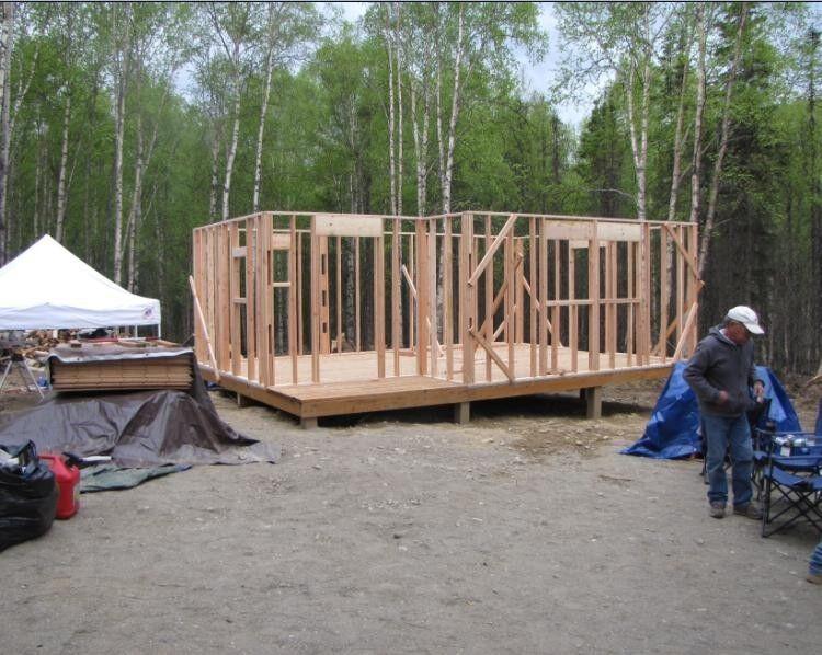 How Much To Build A 16x24 Cabin | Joy Studio Design Gallery - Best ...