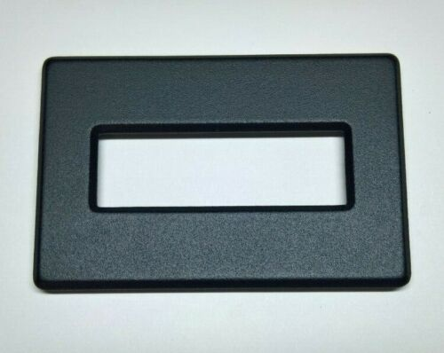 Mounting Display Bezel For 20x4 LCD Character Displays