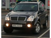 Rexton II 270 Same as Mercedes ML 270 *aClear, Reliable SUV Jeep* Not land cruiser Shogun M Class