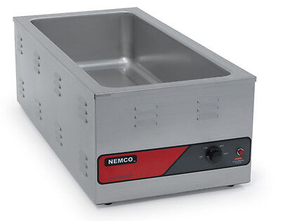 Nemco 6055a-43 Counter Top Food Warmer For 43 Size Pan 1500w
