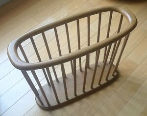 Maple Magazine Rack